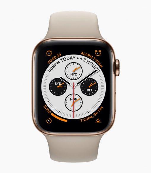 4423172 2018apple watch series4 gold