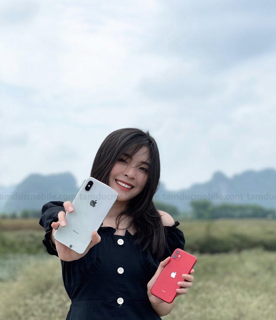 Mua iPhone XS Max hay iPhone 11