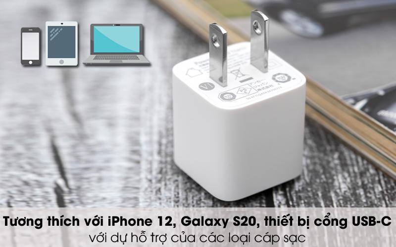adapter type c pd 20w anker powerport nano a2633 311120 061154