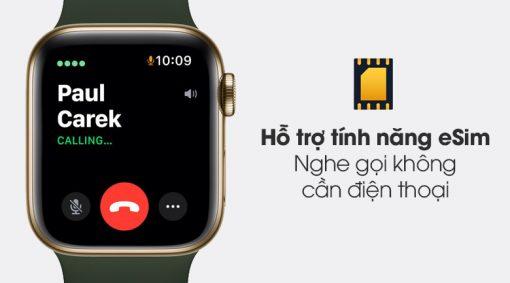 apple watch s6 lte 40mm vien thep day cao su fixx 2