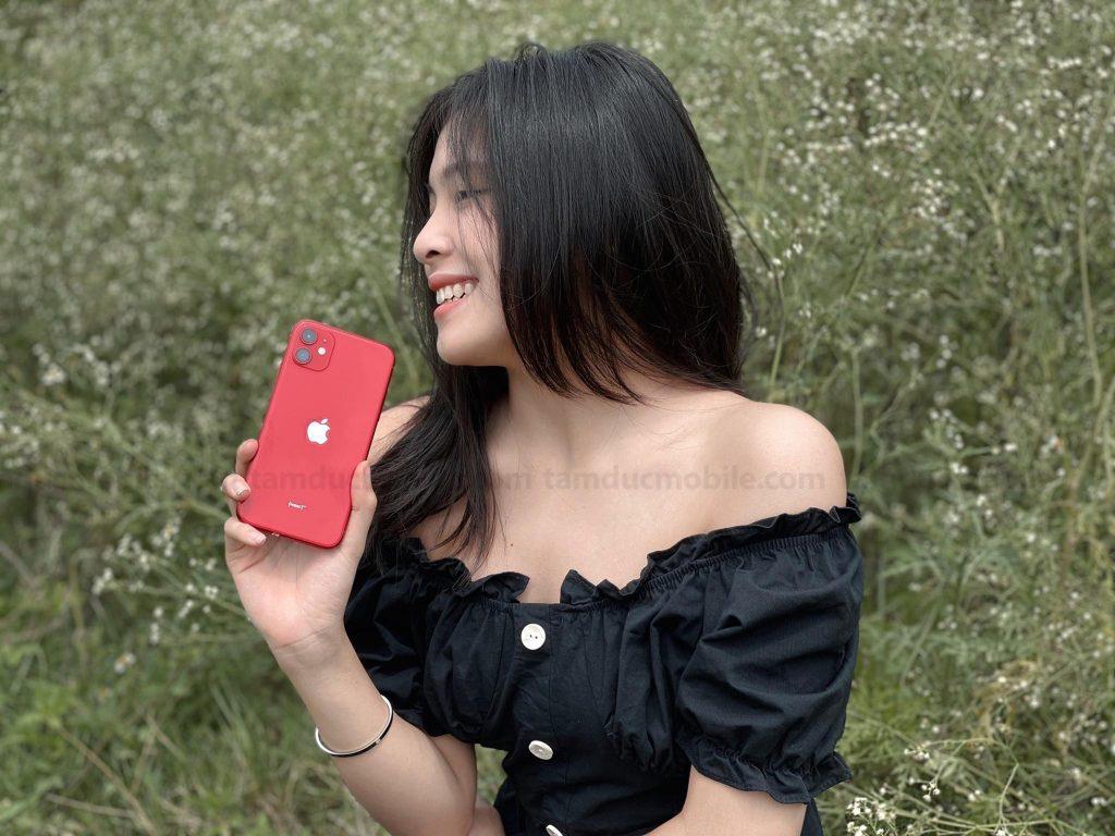 iPhone 11 dỏ