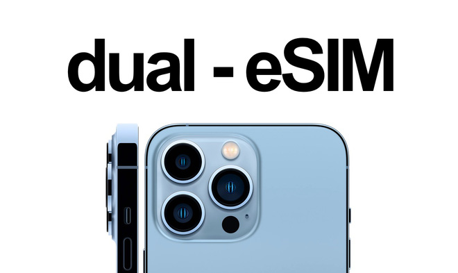 iPhone 12pro dualsim
