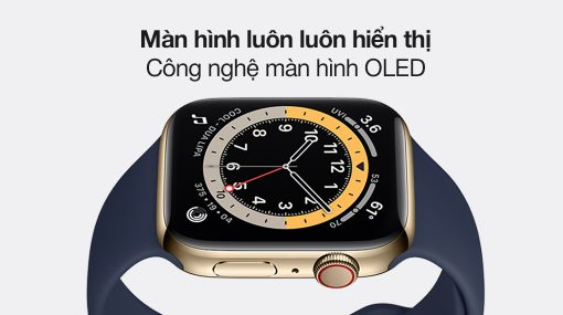 s6 lte 44mm vien thep day cao su xanh duong 6fix 1