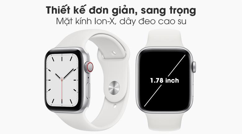 Apple Watch SE LTE 44 mm