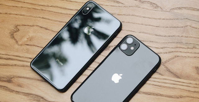 so sanh iphone 11 va iphone xs