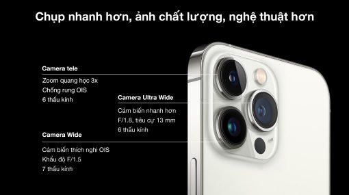 vi vn iphone 13 pro max slider camera