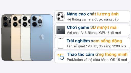 vi vn iphone 13 pro max slider tong quan