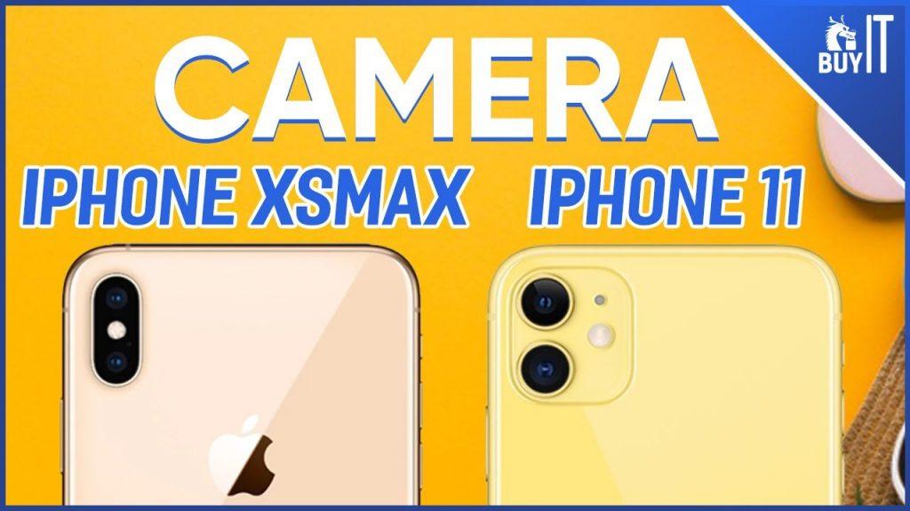 iphone 11 và xsmax