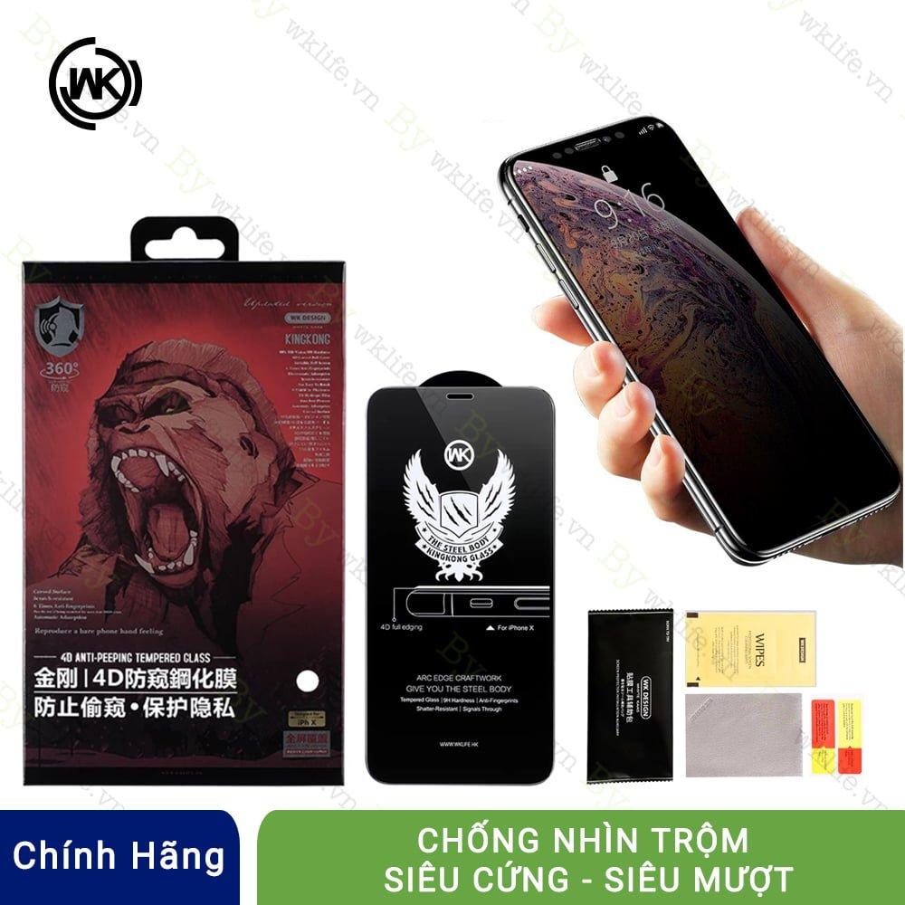 cu o ng lu c iphone wk kingkong anti peeping