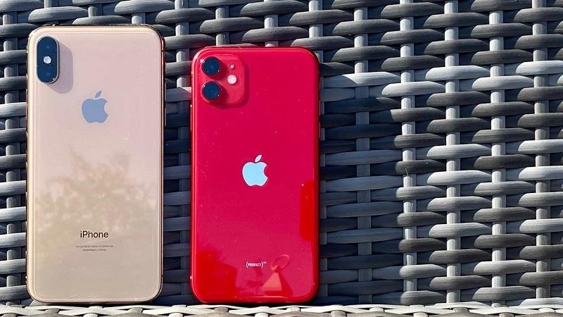Nên Mua iPhone 11 hay XS Max